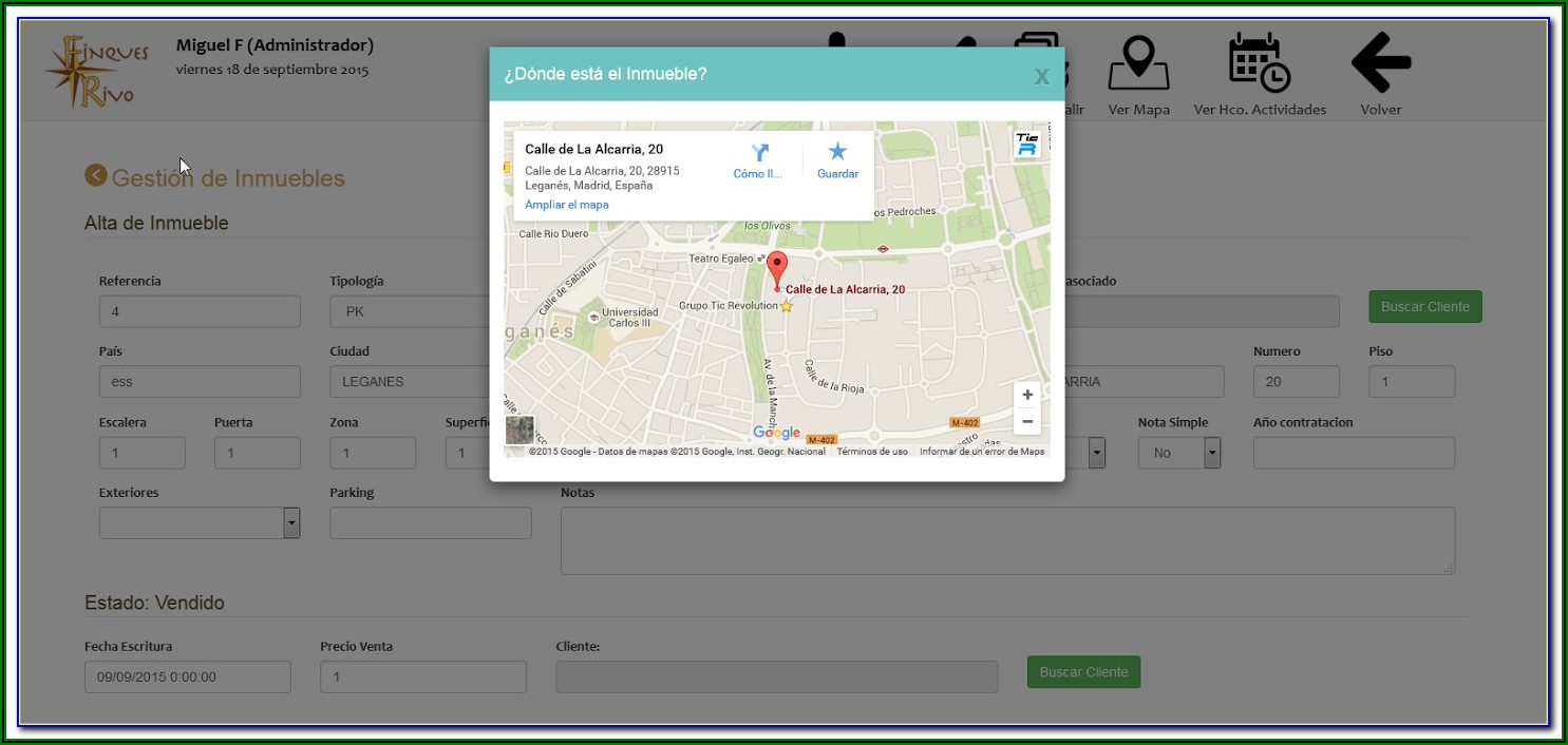 Dynamics Crm Google Maps