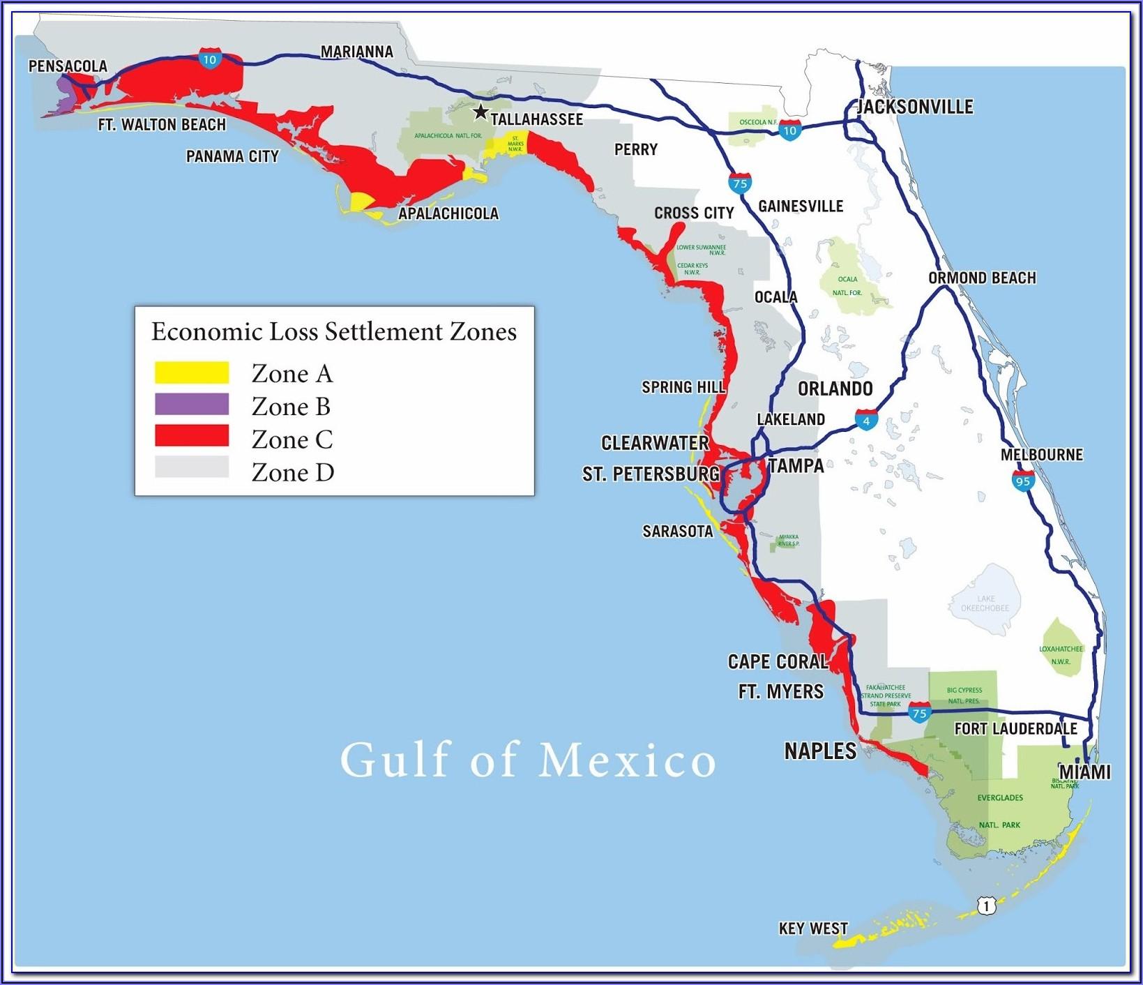 Fema Flood Zone Map Citrus County Florida