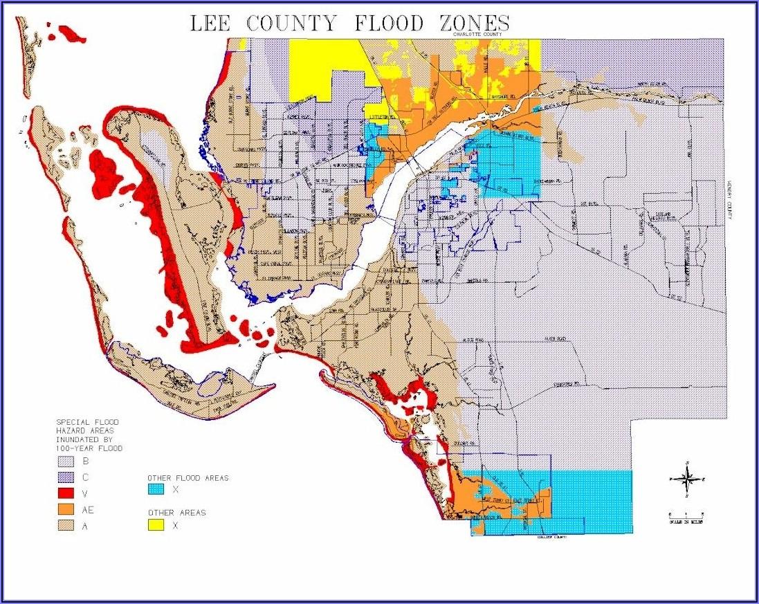Fema Flood Zone Map Naples Fl