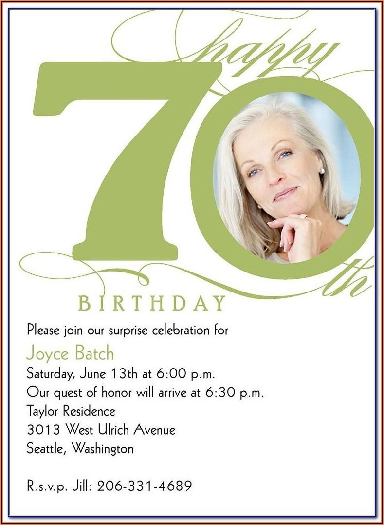First Birthday Invitation Templates Free Download