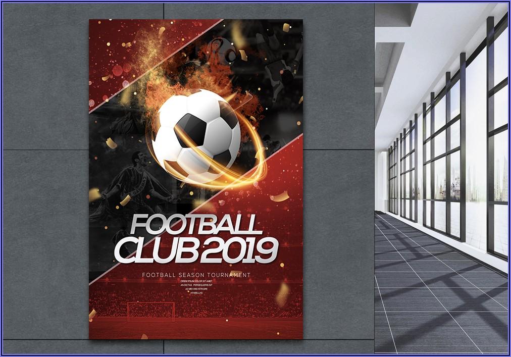 Football Poster Templates