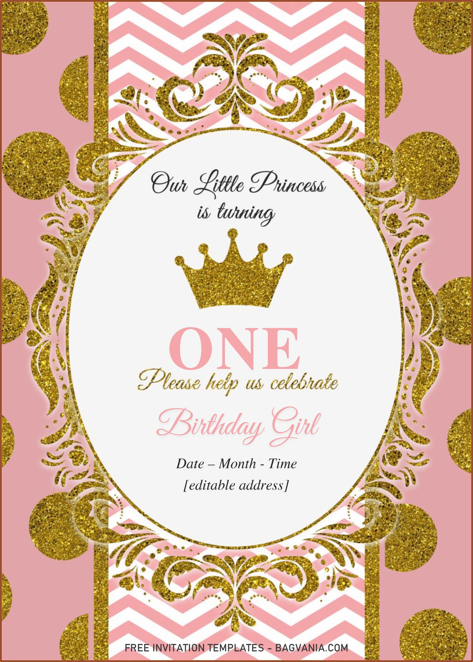Free Baby Shower Invitations Templates Editable