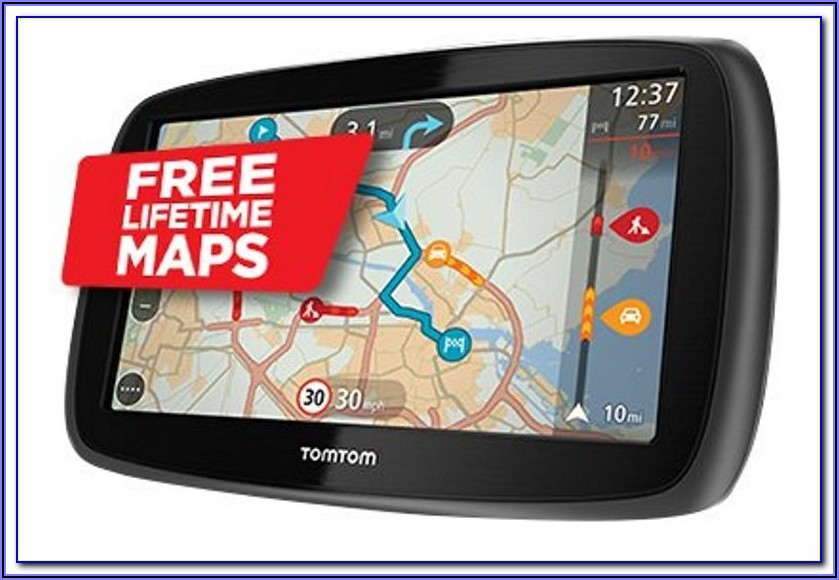 Free Lifetime Map Updates Tomtom