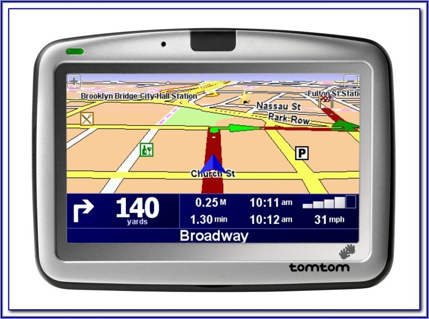 Free Map Updates Tomtom