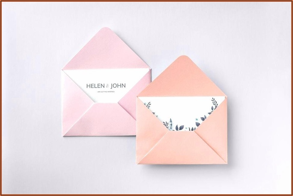 Free Wedding Invitation Video Templates Online