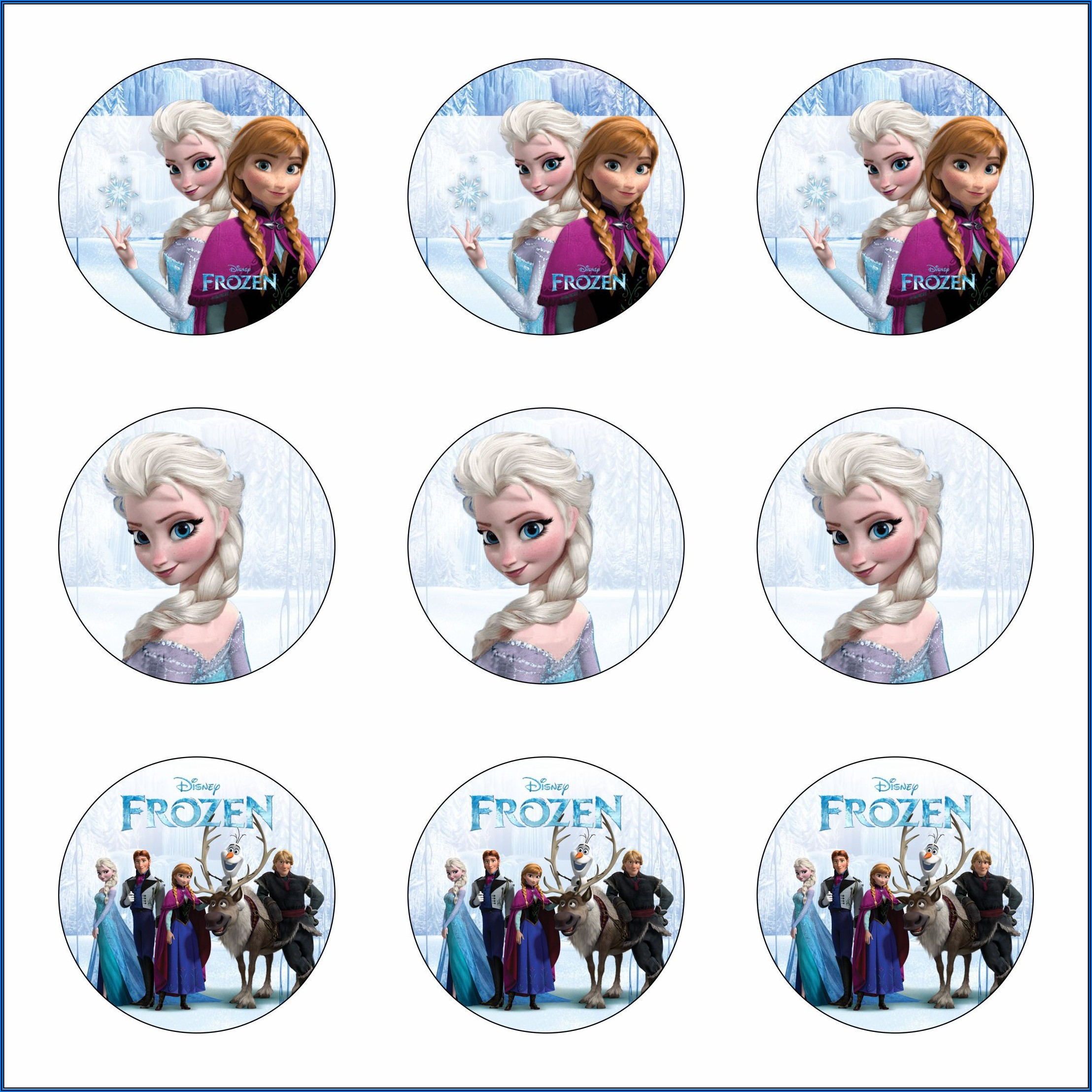 Frozen 2 Birthday Invitations Free