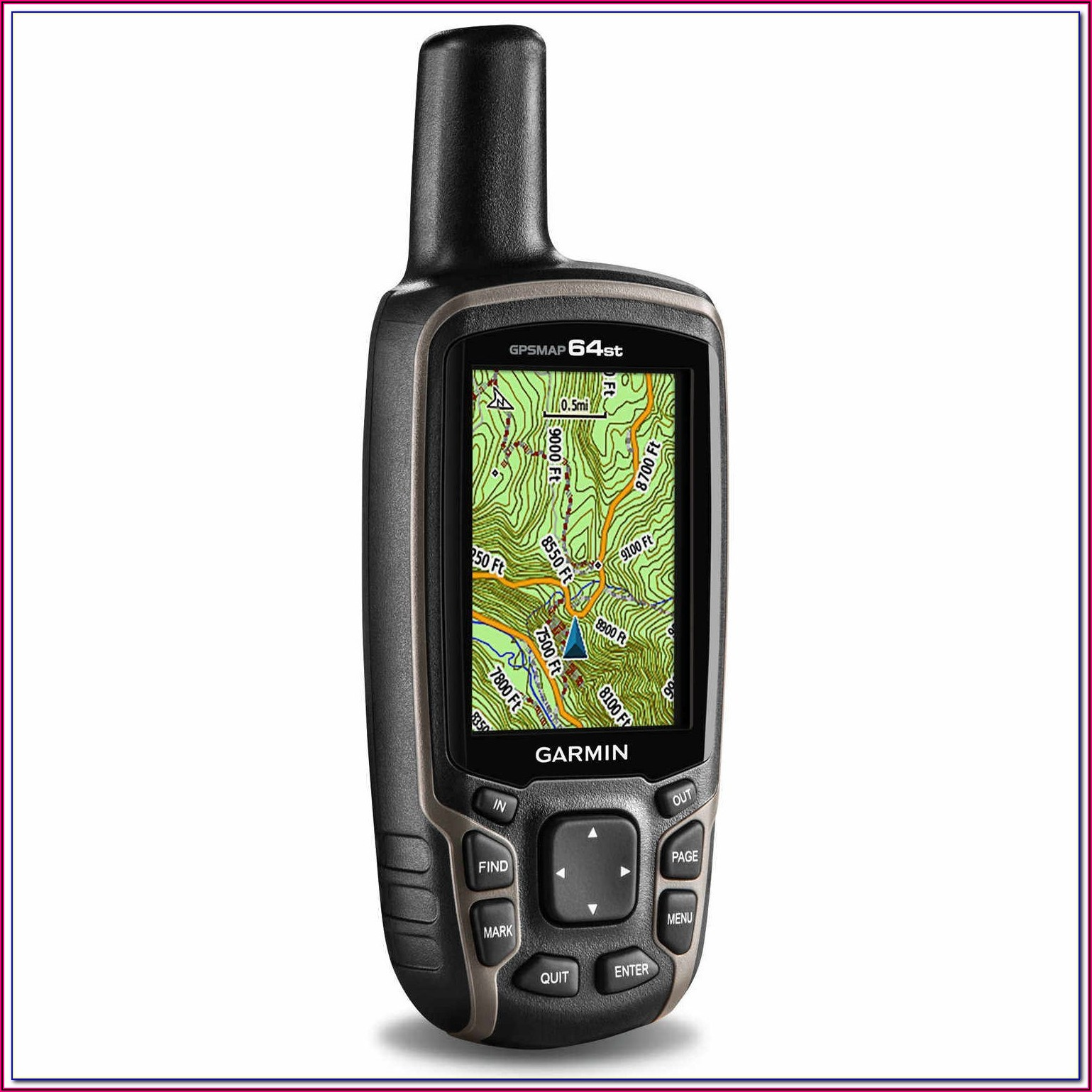 Garmin 64st Road Maps