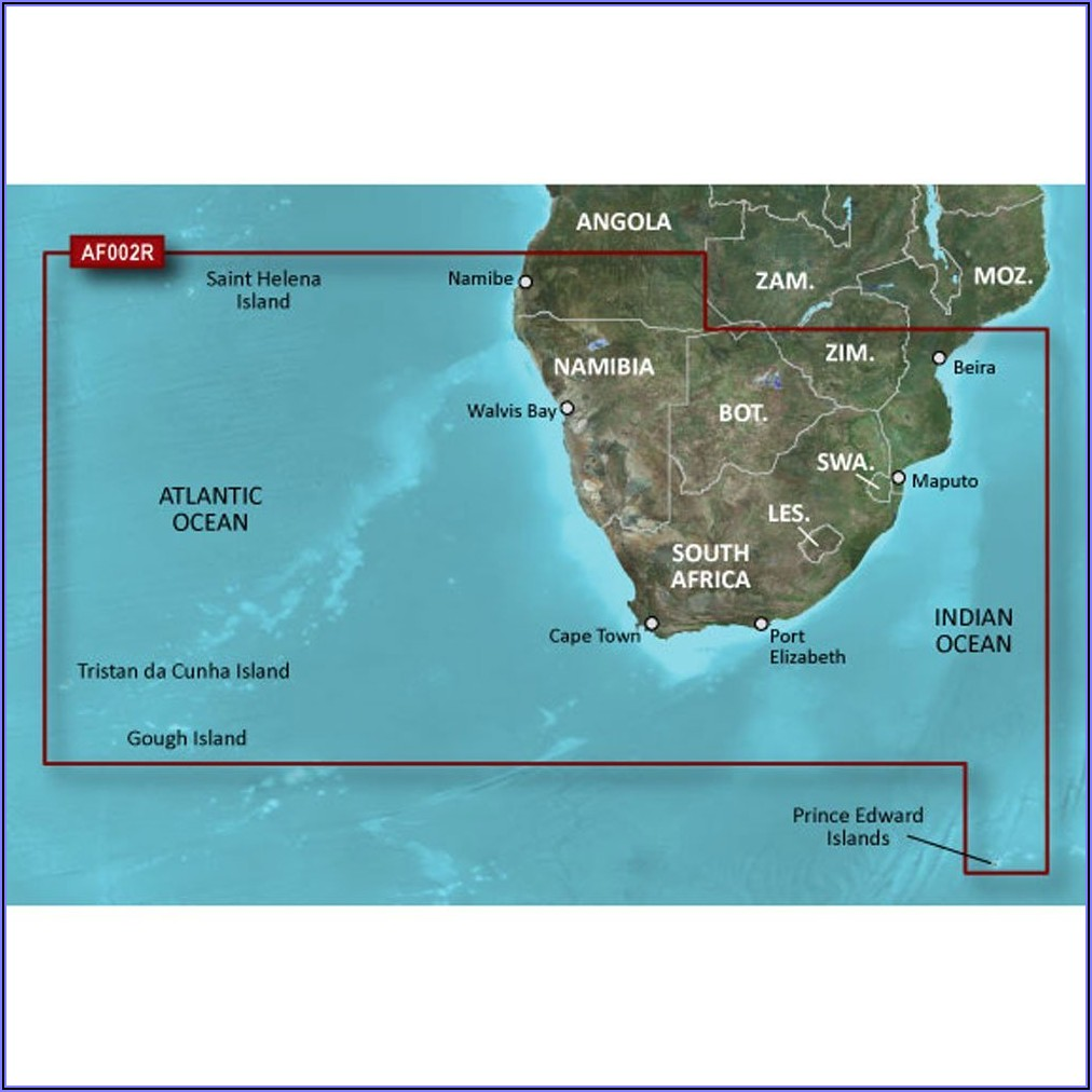 Garmin Africa Maps Download
