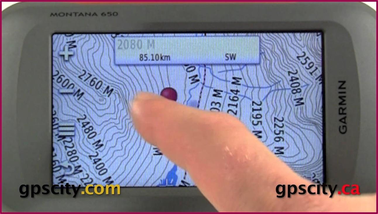 Garmin Backroad Maps