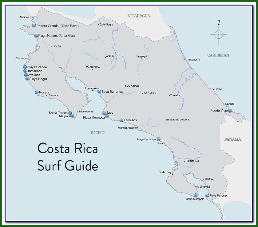 Garmin Costa Rica Map Free