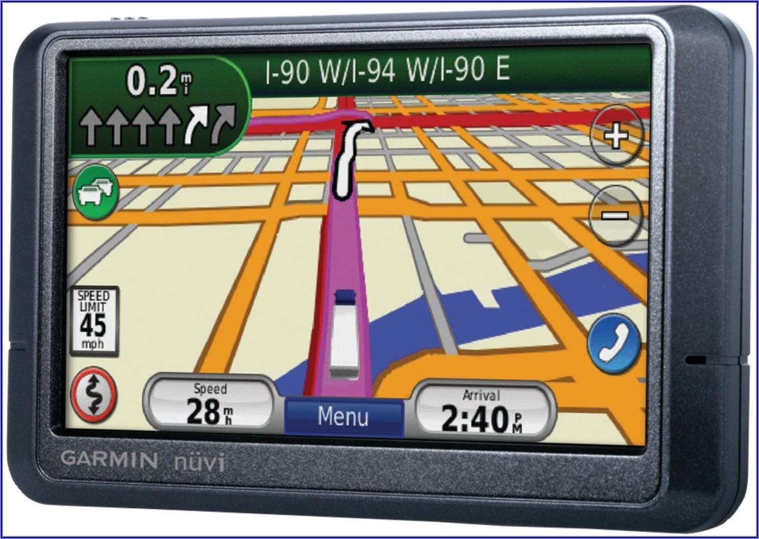 Garmin Drive 50 Gps Navigation System With Lifetime Maps And Traffic