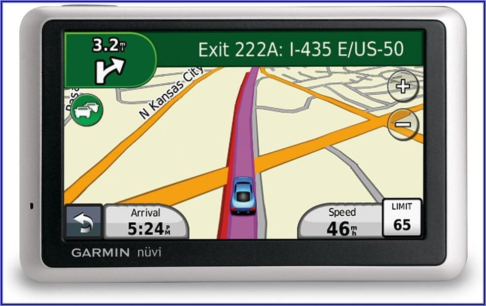 Garmin Drive 52 Lmt 5 Widescreen Gps With Lifetime Maps And Traffic