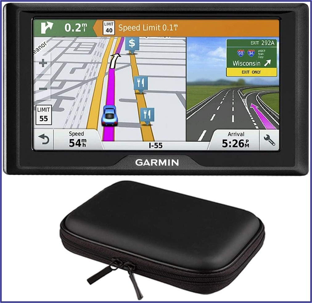 Garmin Drive 60lmt 6 Gps With Lifetime Maps & Traffic
