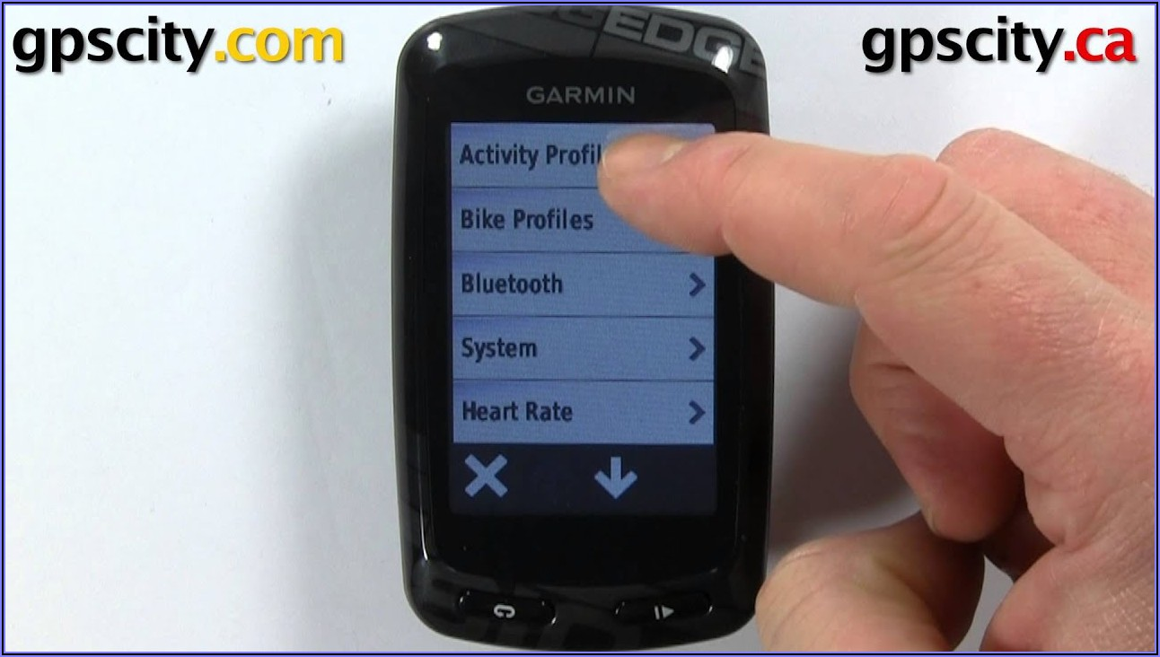 Garmin Edge 810 Install Maps