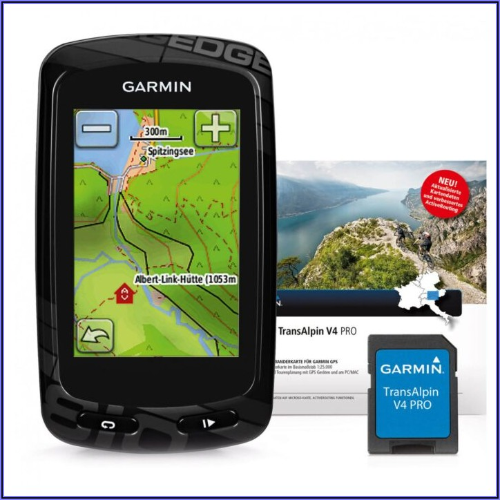 Garmin Edge 810 Loading Maps