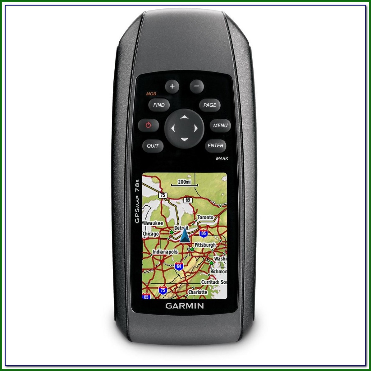 Garmin Gps 12 Map Manual