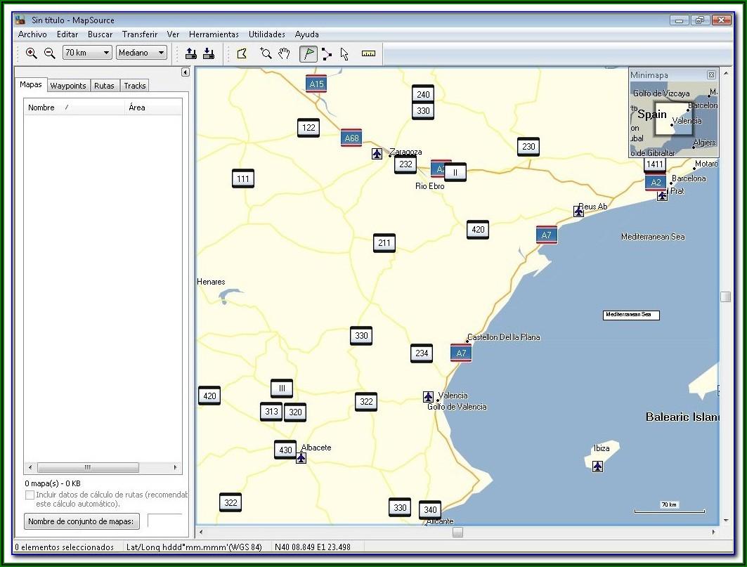 Garmin Gps Mapping Software