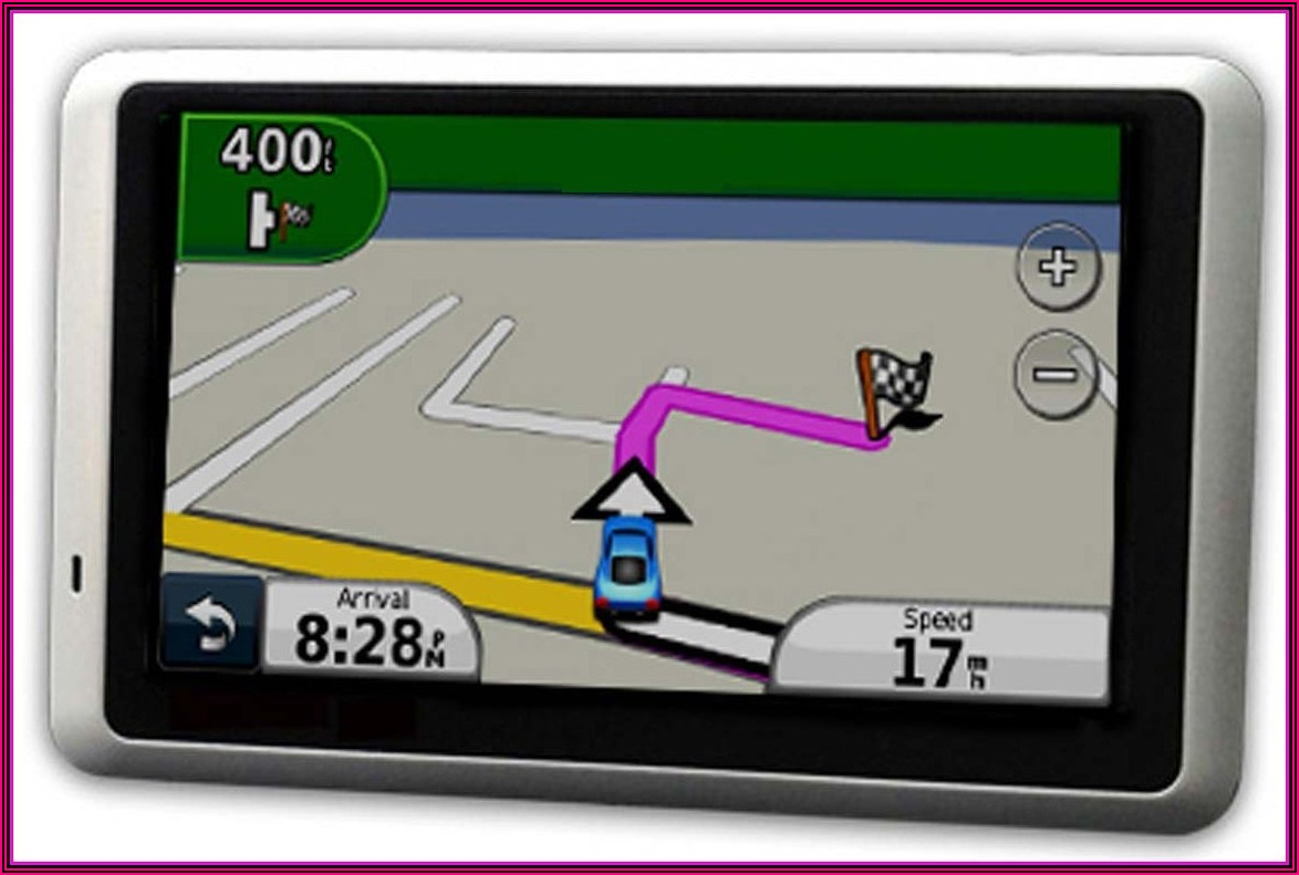 Garmin Gps With Us And Mexico Maps
