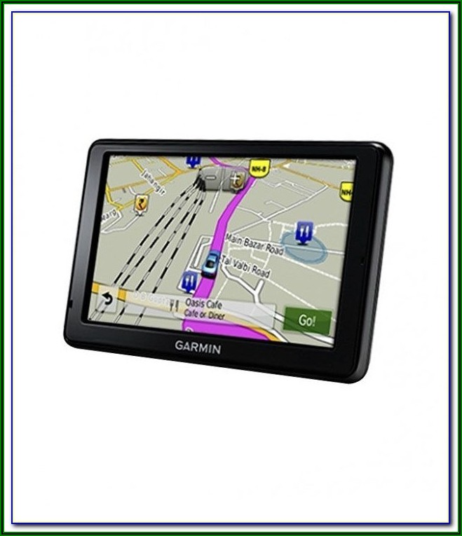Garmin Nuvi 2460 Map Update