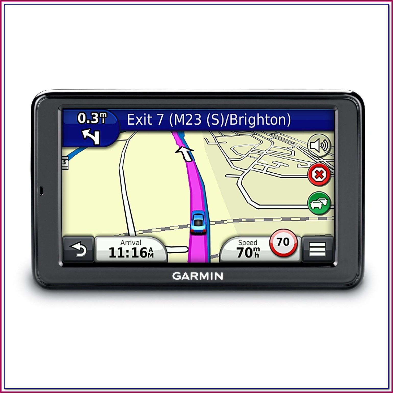 Garmin Nuvi 2595 Map Update Problem