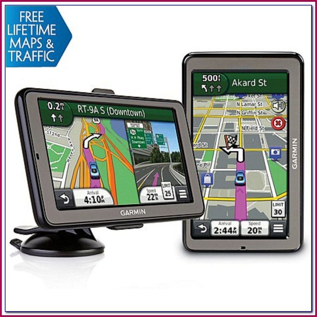 Garmin Nuvi 2595 Map Update