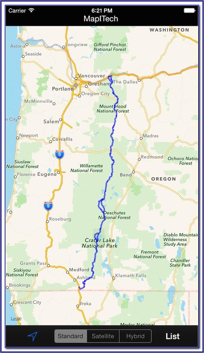 Garmin Online Map Viewer