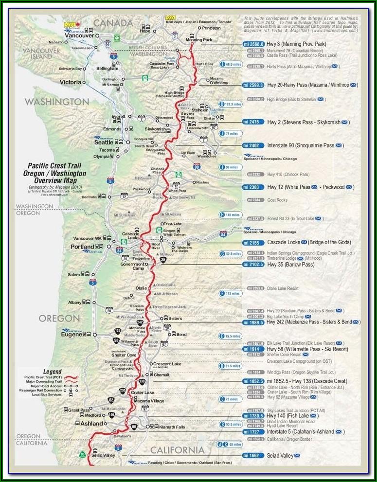 Garmin Oregon Trail Maps