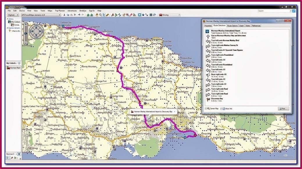 Garmin Road Maps Update