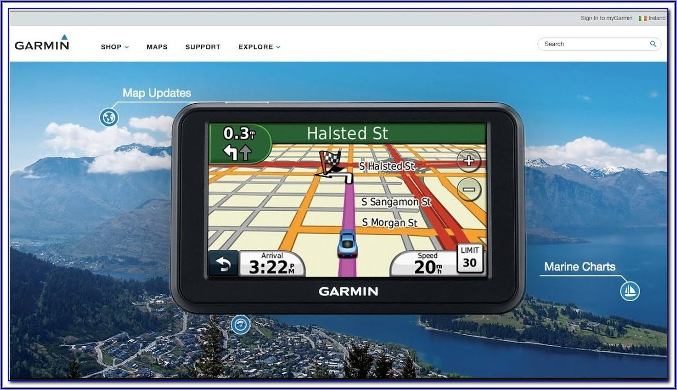 Garmin South Africa Maps Free Download