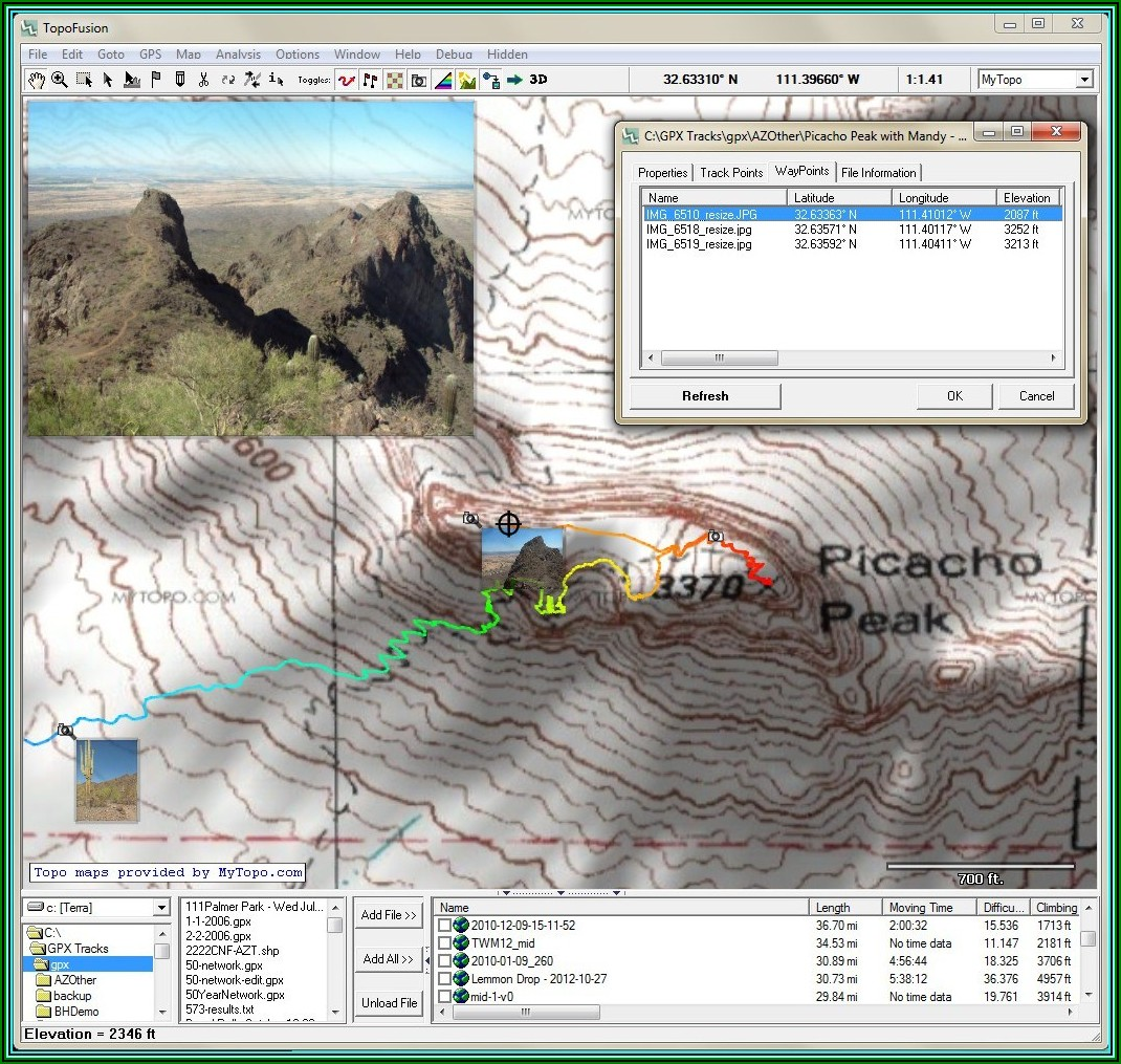Golf Course Mapping Software