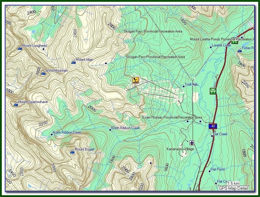 Gps Topo Maps Download