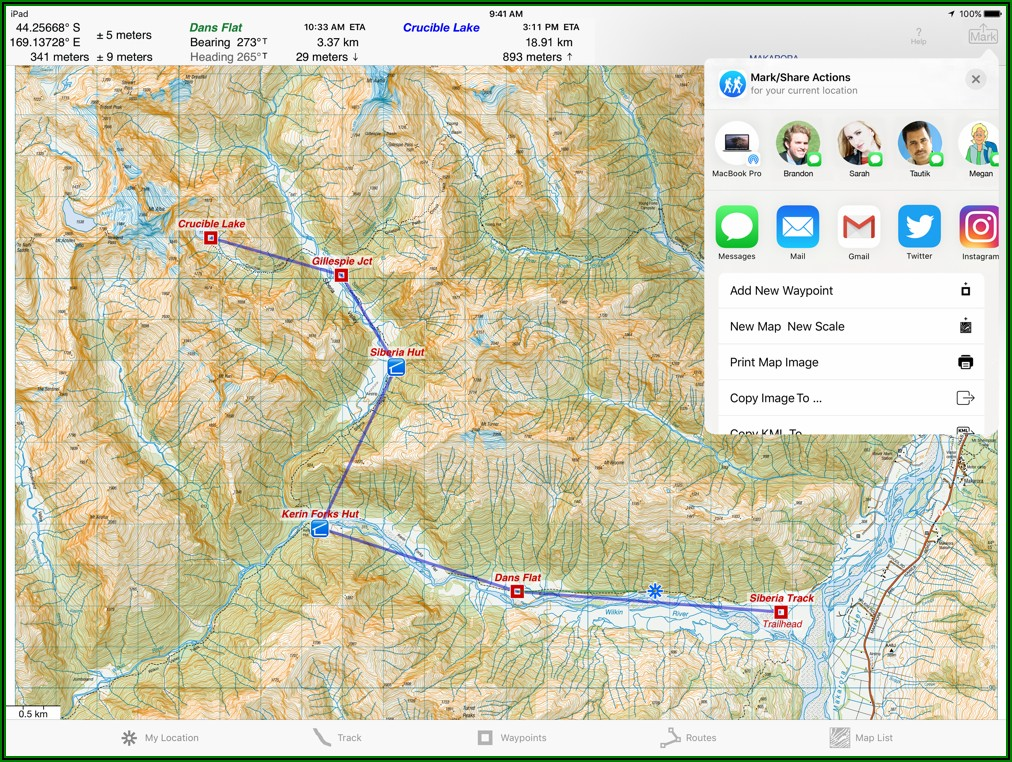 Gps Topo Maps Free Download