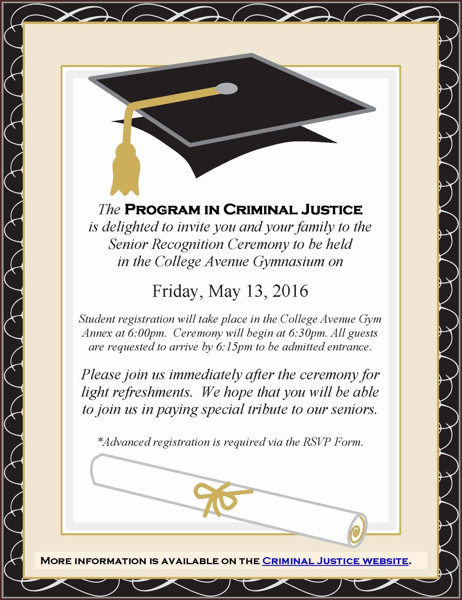 Graduation Invitation Card Message