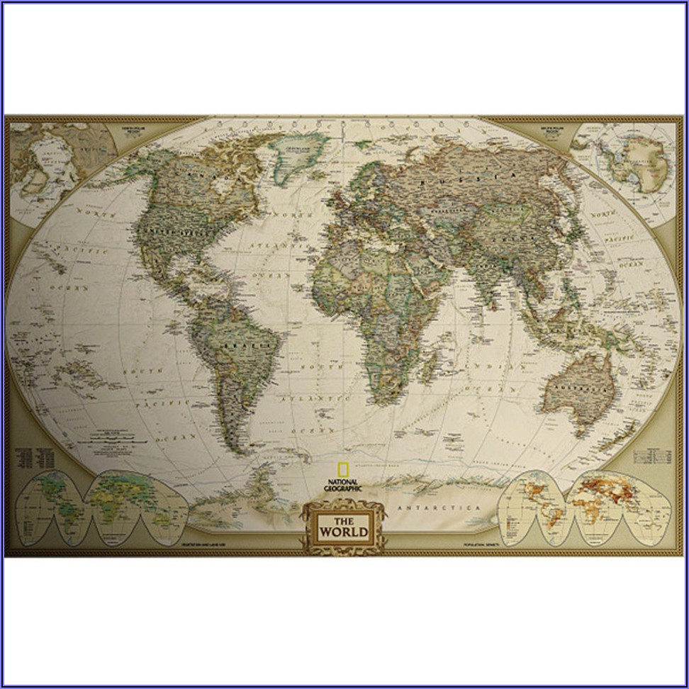 Interactive World Map Puzzle