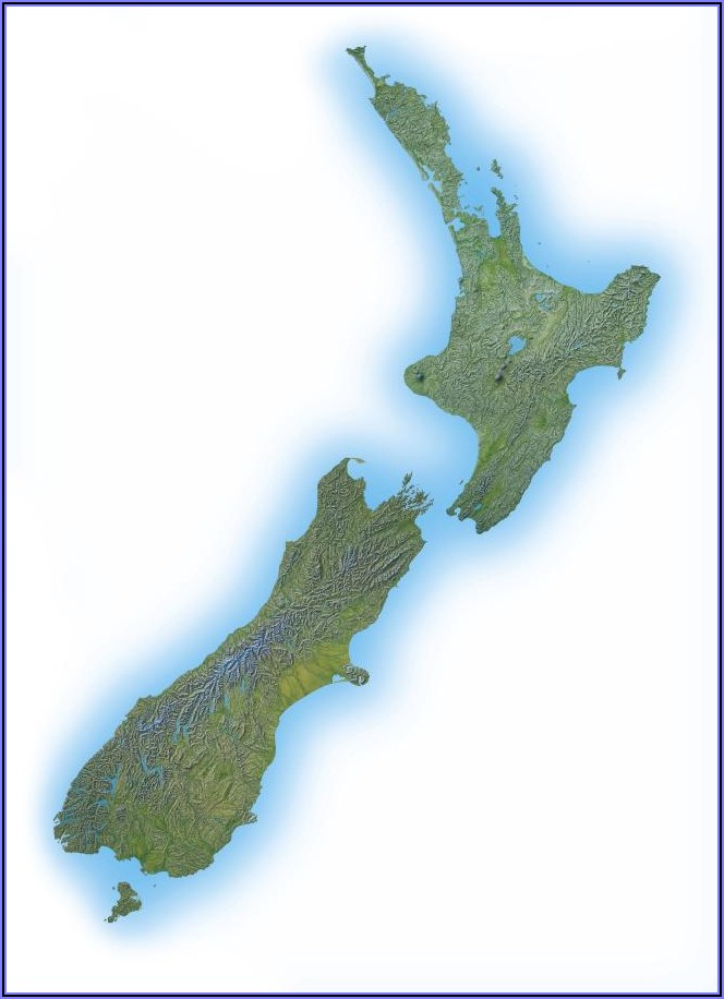Latest Aerial Maps Nz