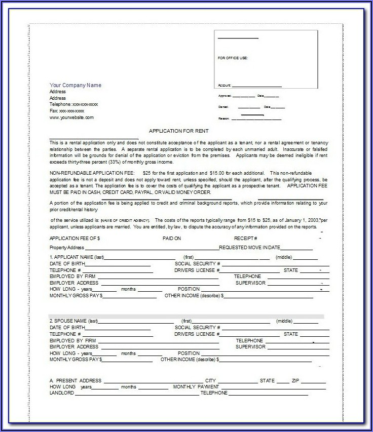 Lease Agreement Template Uk