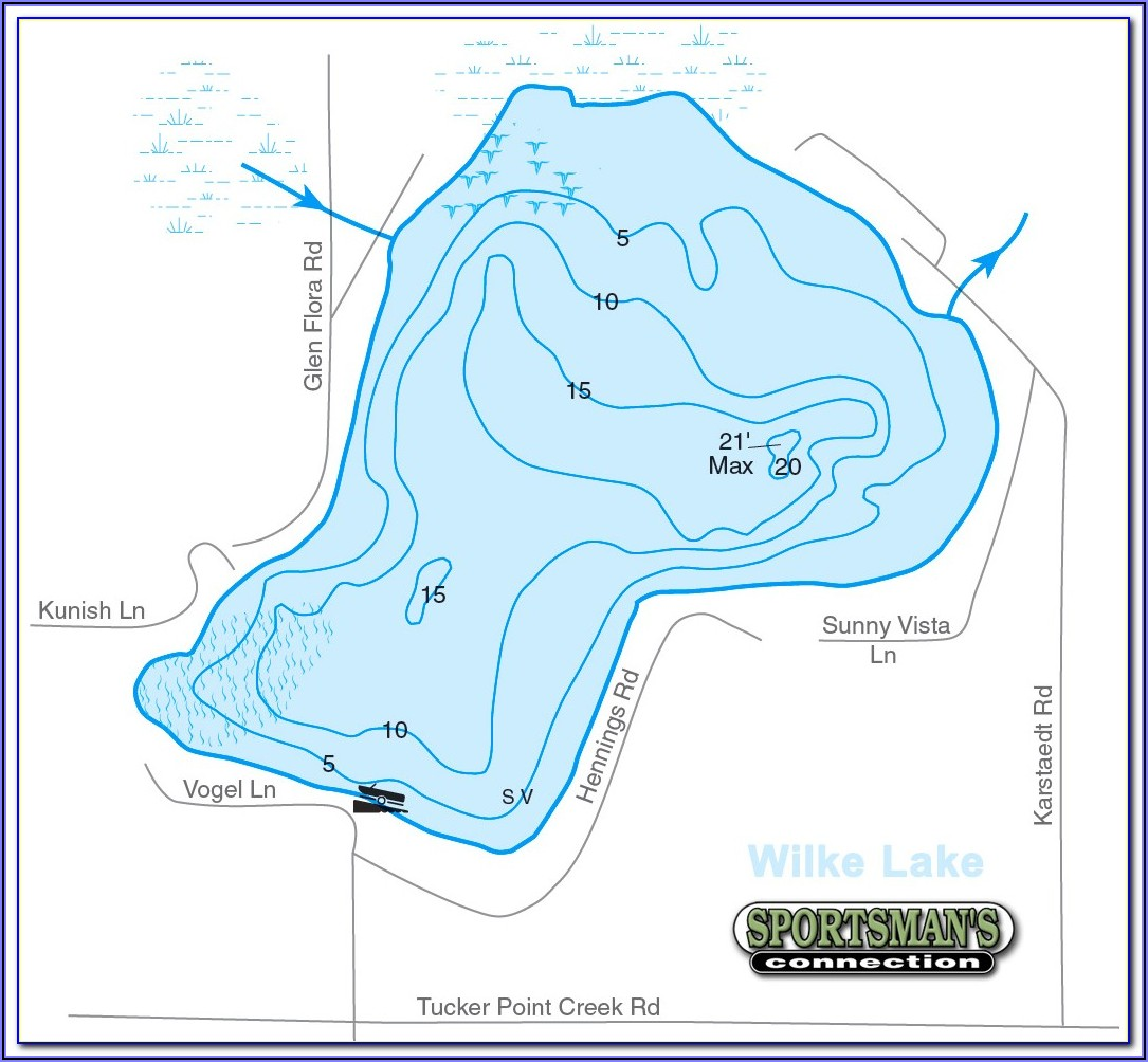 Mn Dnr Lake Maps Free