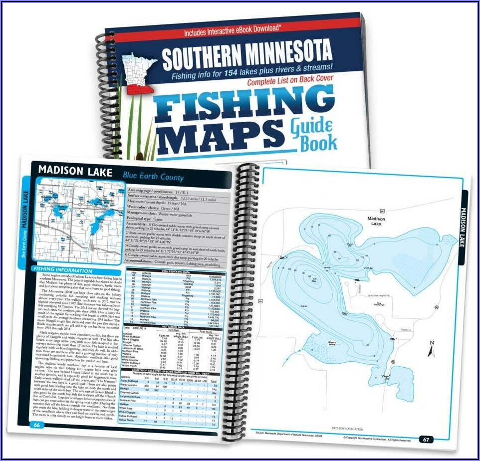 Mn Lake Maps Free Download