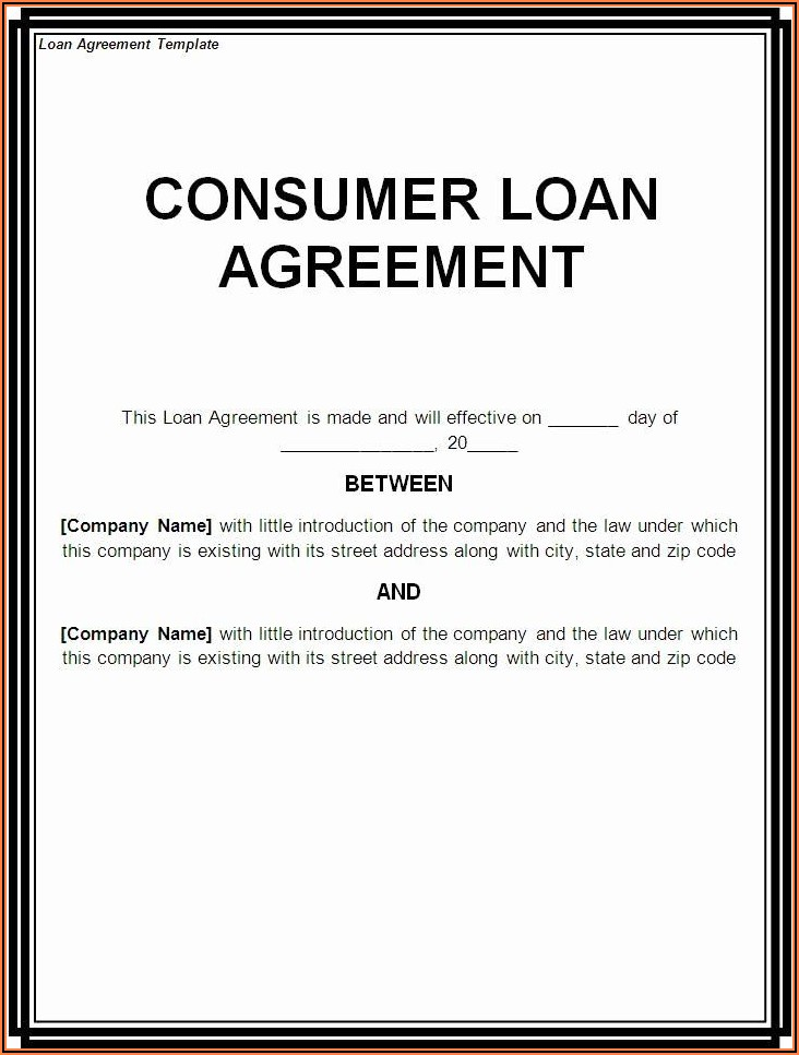 Mortgage Buyout Agreement Form