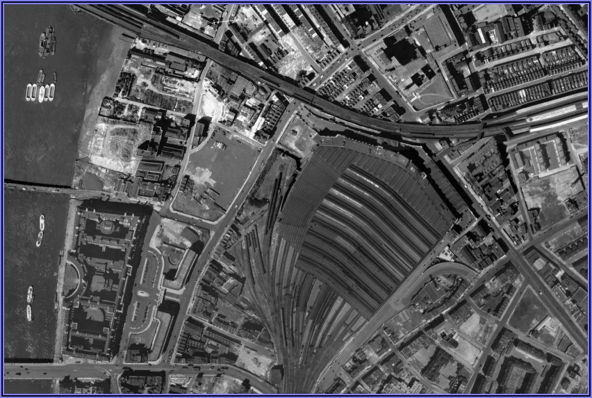 Most Recent Aerial Maps Uk