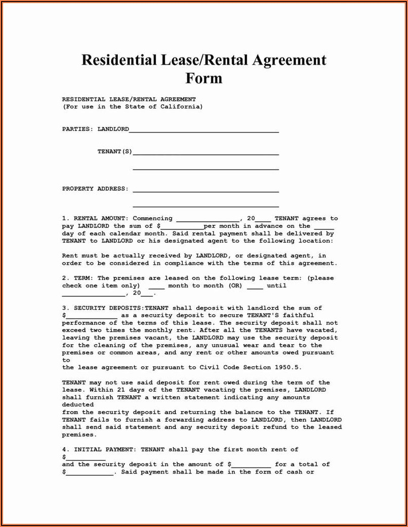 Nc Residential Rental Contract Form 410 T 2020
