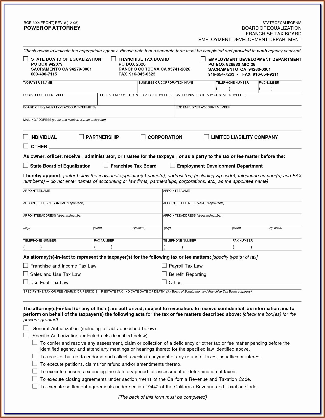 Nh Durable Power Of Attorney For Health Care Form