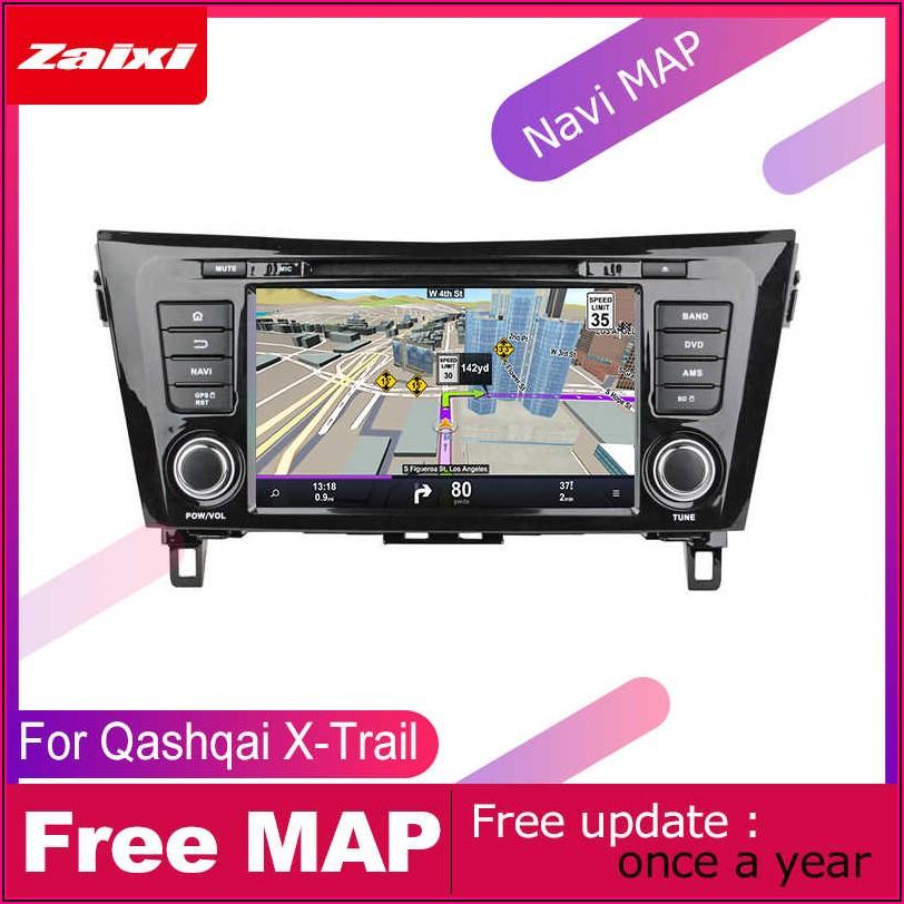 Nissan Qashqai Gps Map Update Free