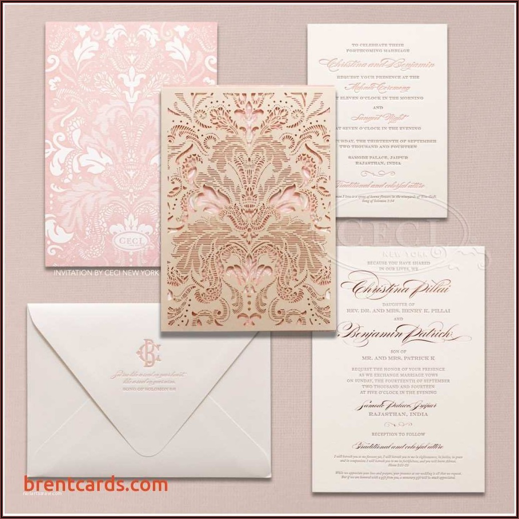 Online Wedding Invitation Templates India