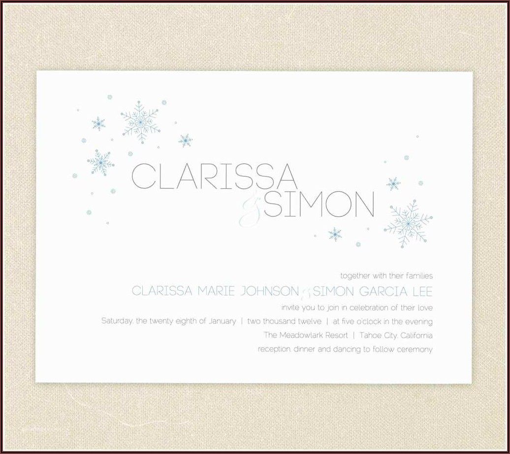 Online Wedding Invitation Templates Pdf