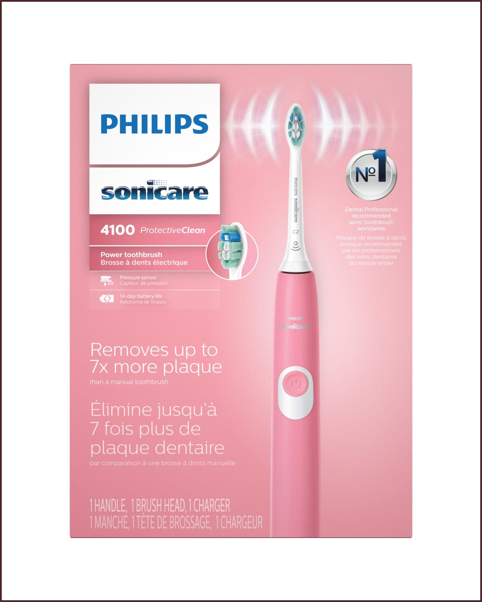 Philips Sonicare 5100 Rebate Form