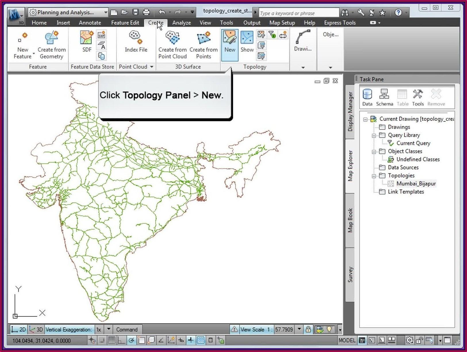 Prtg Network Topology Map