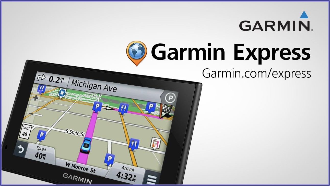 Purchase Garmin Map Updates