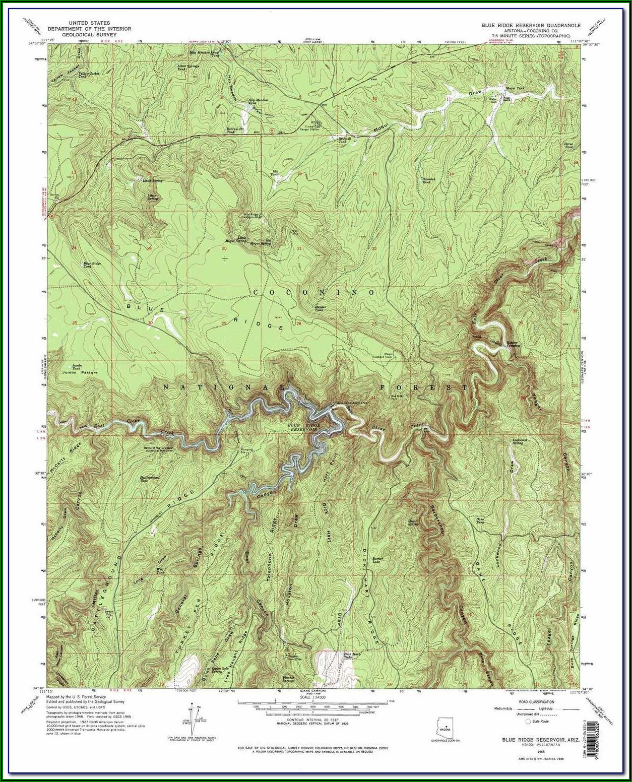 Purchase Topographic Maps