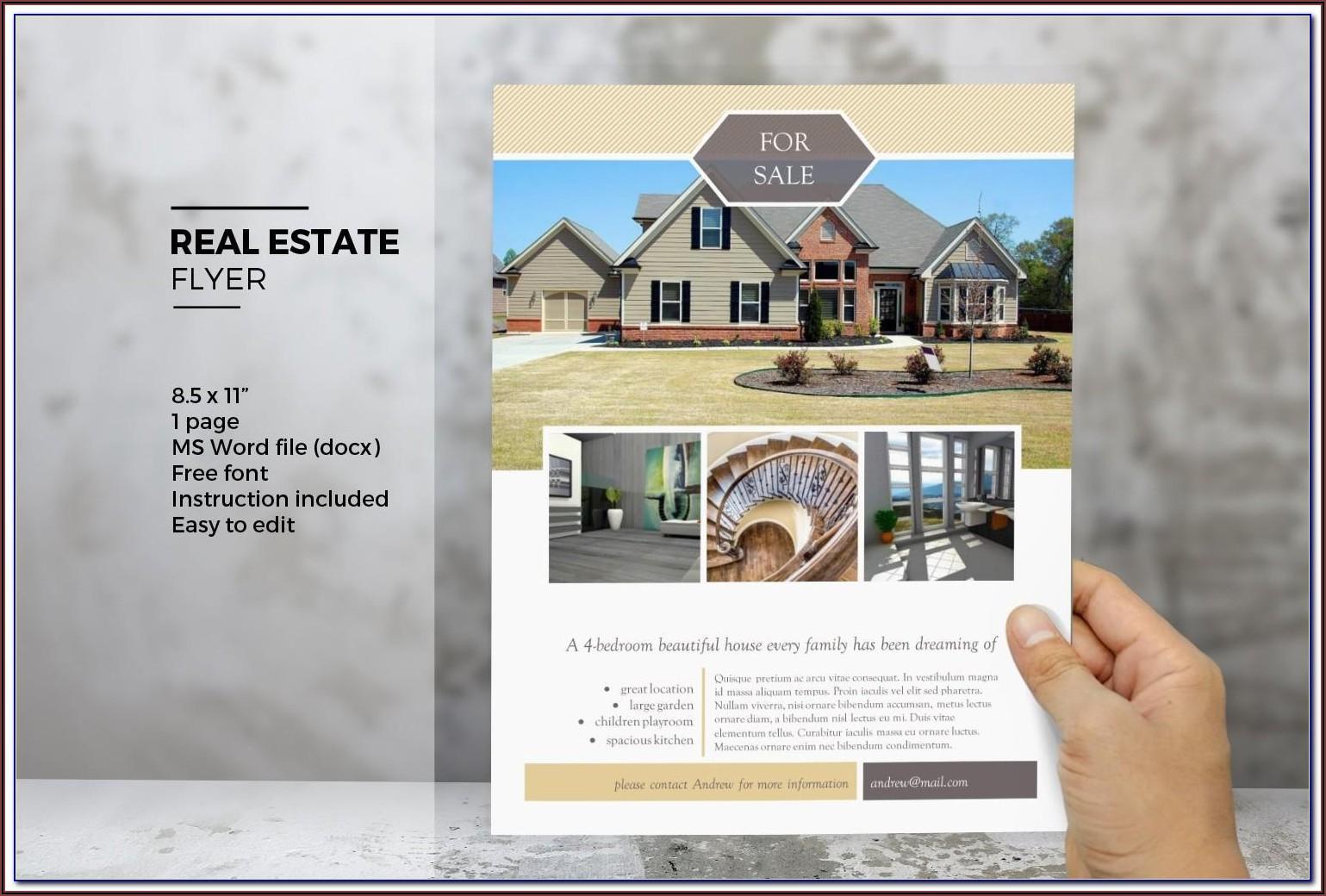 Real Estate Brokerage Agreement Format